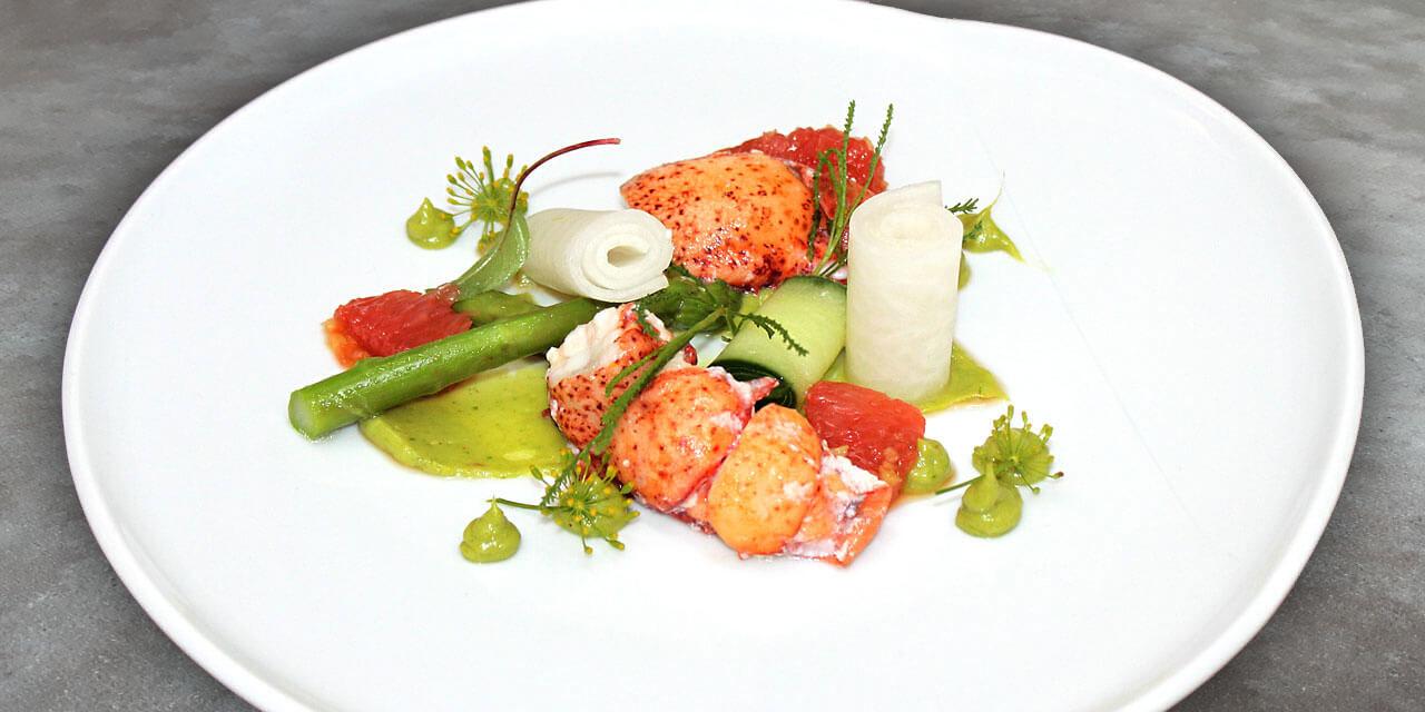 Vorspeise - Hummer foodie-Genuss-Abend