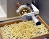 der foodie Nudelmaschine Pastamaschine Gastrofrit