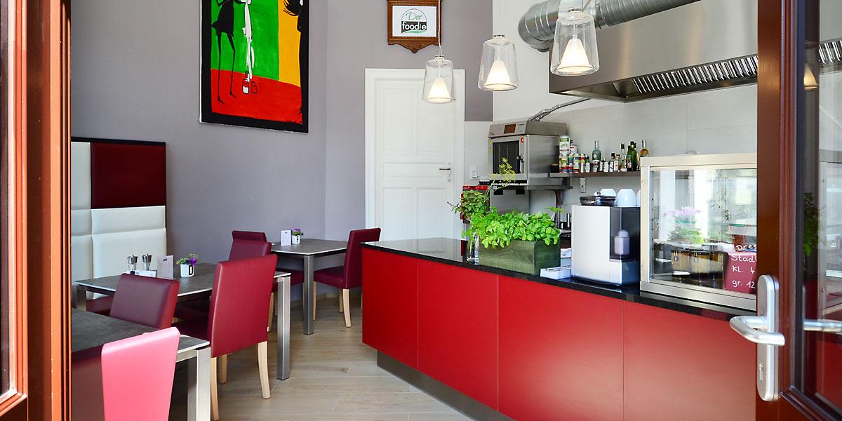 der foodie - Lokal Bistro Restaurant Catering